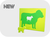 پازل ترکیبی حیوانات